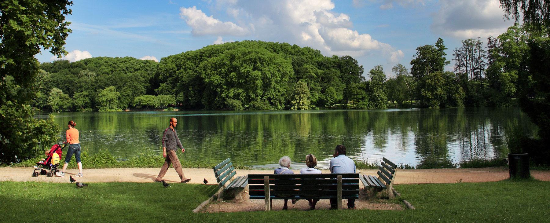 Grand parc miribel jonage vaulx en velin patrimoine - Piscine de villefranche sur saone ...